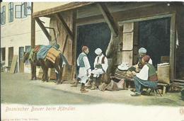 Bosnischer Bauer Beim Händler - Bosnia And Herzegovina