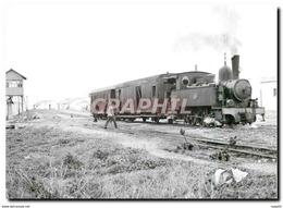 CPM Arrivee En Gare De Huelin - Trains