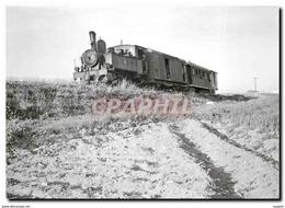 CPM Train Pour Coin Quittant San Julien - Trains