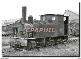 CPM Locomotive A Huelin Depot - Trains