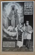 1000 Lecie Chrztu Polski Polen Jubiläum 966 - 1966 Pod Opieka Maryi - Sonstige