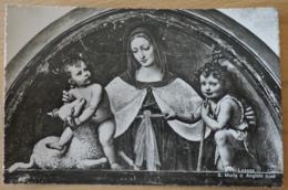 Lugano S. Maria D. Angiolo Luini - Gemälde, Glasmalereien & Statuen