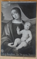 162 G. Borghese La Vergine Francio Roma - Gemälde, Glasmalereien & Statuen