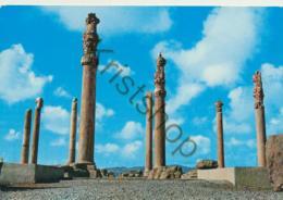 Iran - Persepolis - The Pillary Of Apadana Palace  [5U-027 - Iran