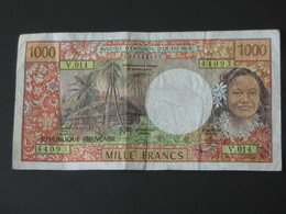 1000 Mille Francs 1996 - Institut D'émission D'outre Mer  **** EN ACHAT IMMEDIAT **** - Französisch-Pazifik Gebiete (1992-...)