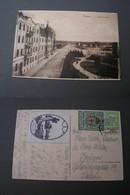 Bratislava Poszony , Schöne AK Ung. Magyar .. Stamps ..1914 - Slovaquie