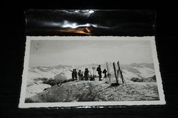 8813     DAVOS, PARSENN, WEISSFLUHGIPFEL - GR Grisons