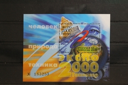 Russland Block 34 Mit 818 ** Postfrisch #TA288 - Russland & UdSSR