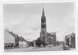 43010  -  Booischot Dorp  En  Kerk -  Photo  16  X 11,5 - Heist-op-den-Berg