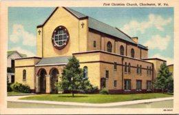 West Virginia Charleston First Christian Church Airport - Charleston