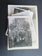 JUGOSLAVIJA, 1943-44 PARTIZANI, 4 PHOTOS - Guerra, Militares