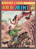 """Albi Di Miki """"Raccolta A Colori"""" (Dardo 1967) N. 63 - Libri, Riviste, Fumetti"""