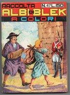 """Albi Di Blek Libretto """"Raccolta"""" (Dardo 1967) N. 47 - Libri, Riviste, Fumetti"""