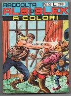 """Albi Di Blek Libretto """"Raccolta"""" (Dardo 1968) N. 59 - Libri, Riviste, Fumetti"""