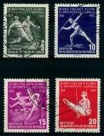 DDR 1956 Nr 530-533 Gestempelt X8BEBAE - [6] Repubblica Democratica