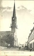 TREGUNC  -- La Place De L'Eglise                          -- LL 3 - Trégunc