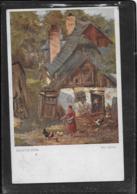 AK 0392  Süss , Edmund - Die Mühle / Künstlerkarte Um 1919 - Peintures & Tableaux
