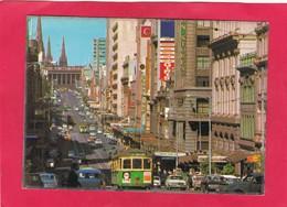 Modern Post Card Of Melbourne, Victoria, Australia,D39. - Melbourne