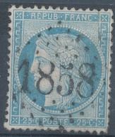 N°60 VARIETE ET OBLITERATION. - 1871-1875 Ceres