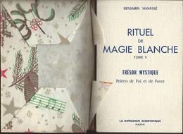 Benjamin Manassé  - Rituel De Magie Blanche - Religion