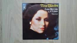 Tina Charles - Love Me Like A Lover - Vinyl-Single Von 1976 - Disco, Pop