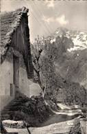 La Chapelle En Valgaudemar Le Massif De L'olan Vu Du Hameau Des Portes   CPM Ou CPSM - Francia