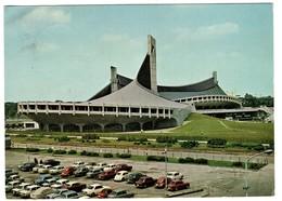 Yoyogi National Gymnasium Tokyo - Sri Lanka (Ceylon)