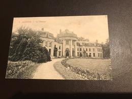 Izegem - Iseghem - Le Chateau  - Ed. Th. Van Den Heuvel - Gelopen 1911 - Izegem