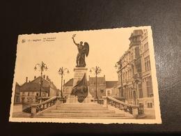 Izegem - Iseghem - Het Standbeeld - Le Monument - - Uitg. Clovis Nonkel - Izegem
