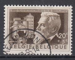BELGIË - OPB - 1955 - Nr 973 - Gest/Obl/Us - Usati