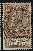 61  Obl  BXL (Nord) 1 - 1893-1900 Schmaler Bart