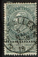 63  Obl   BXL 3 - 1893-1900 Schmaler Bart