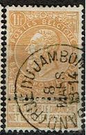 65  Obl   Gand (Rue Du Jambon) - 1893-1900 Schmaler Bart