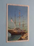 "Admiral BYRD's POLAR Ship "" THE CITY Of NEW YORK "" Chicago's World Fair (3A-H15) Anno 1933 ( See Photo ) ! - Altri"