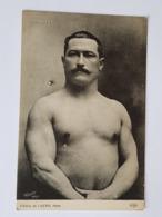 Gambier - Lutte - Haltérophilie - Wrestling - Weightlifting - Non Classés