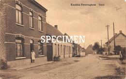 Statie Knokke-Zwevegem - Zwevegem