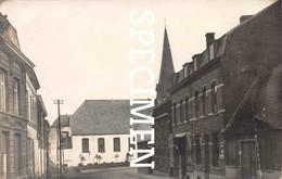 Fotokaart Straat En Kerk - Zwevegem - Zwevegem
