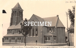 Fotokaart Kerk 1954  - Zwevegem - Zwevegem