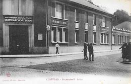 54)  LUNEVILLE   - Dispensaire  Henry Bichat - Luneville