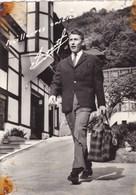 Jacques Anquetil - Sportif Cyclisme Vélo Tour De France - Dédicace - Cycling