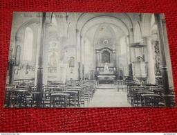 ATTRE  - BRUGELETTE  -  Intérieur De L'Eglise - Brugelette
