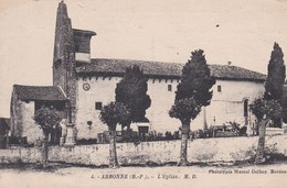 ARBONNE (64) L'Eglise - Francia
