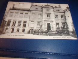 Cpa Beaune Cote D Or  Hotel De La Sous Prefecture - Beaune