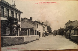 CPA,  Maubourguet Le Faubourg, Les Hautes Pyrénées (65), Photo Labouche Frères, Non écrite - Maubourguet
