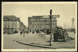 Ypres Yper Rue De La Station 13 Dohmen - Ieper