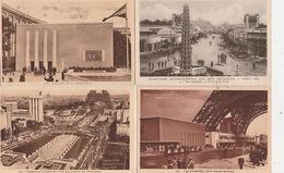 19 / 12 / 371. -  PARIS    EXPOSITION  INTERNATIONALE  DE. 1937  -  21   C P A. - Toutes Scanées - 5 - 99 Postcards