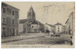 CPA 26 Drôme Saint Julien En Vercors Près De St Martin La Chapelle Agnan Lans En Vercors Pont En Royans Choranche - Altri Comuni