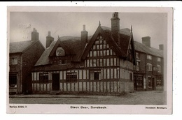 CPA-Carte Postale-Royaume Uni- Sandbach- Black Bear-1910 VM10726 - Other