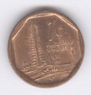 CUBA 2006: 1 Centavo, KM 729 - Cuba