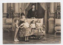 - CPSM LUXEMBOURG - Photo De La Famille Princière - - Grand-Ducal Family